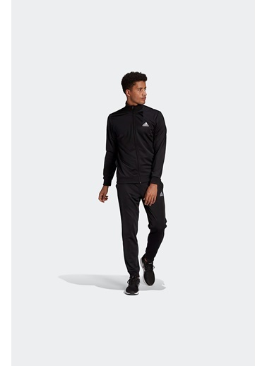 adidas Adidas Erkek Günlük Eşofman Takım M Sl Tr Tt Ts Gk9656 Siyah
